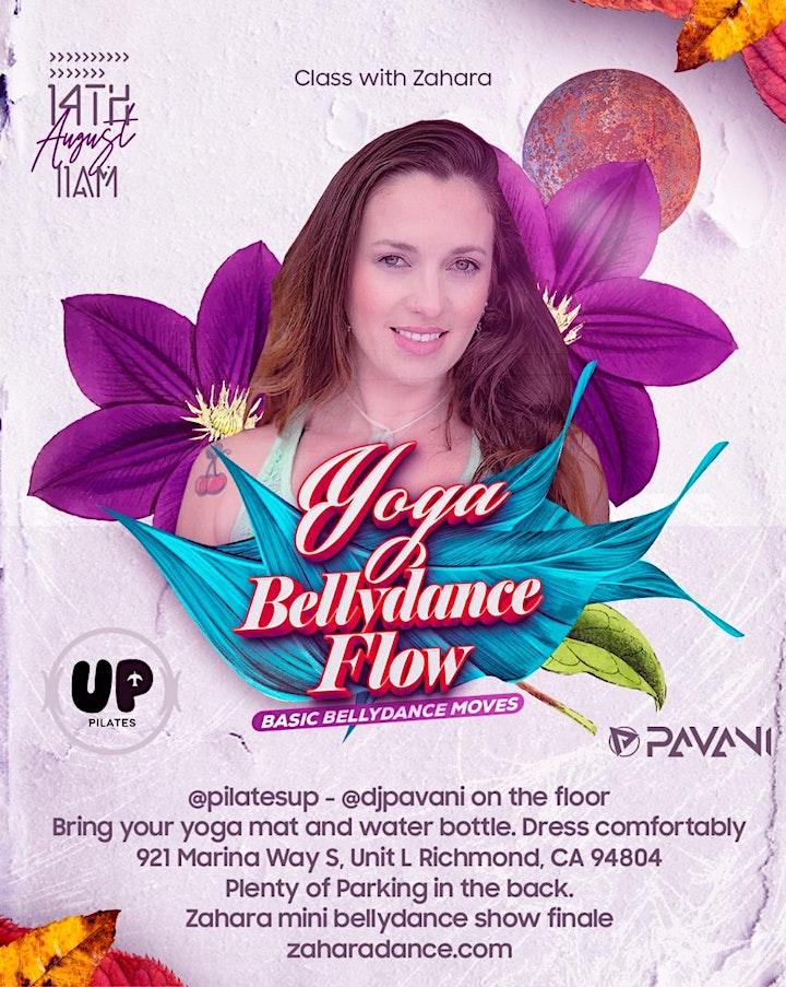 Yoga Bellydance Flow Class image