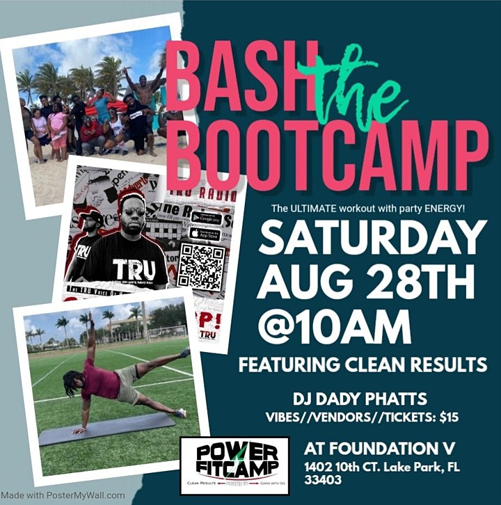 BASH the BootCAMP image