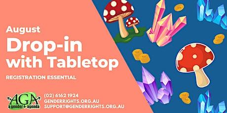 August Tabletop @ Drop-In tickets