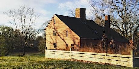 Visit the homestead of Salem Witchcraft Victim Rebecca Nurse- September tickets