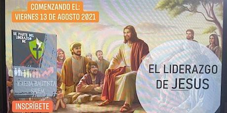 El Liderazgo de Jesus entradas