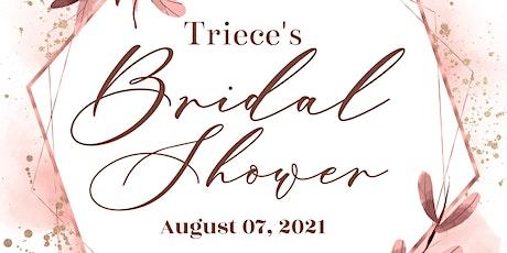 Triece's Bridal Shower tickets