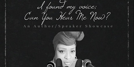 I Found My Voice; Can You Hear Me Now? tickets
