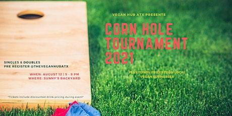 Vegan Hub ATX CornHole Tournament tickets