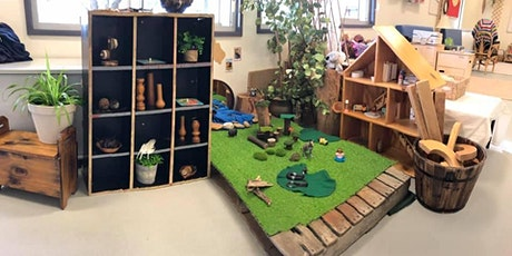 9.30-11.00am- Wednesday Let's Play Playgroup. tickets