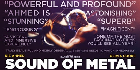 SOUTH ASIAN HERITAGE MONTH SCREENING: SOUND OF METAL (SUBTITLED) + Q&A tickets