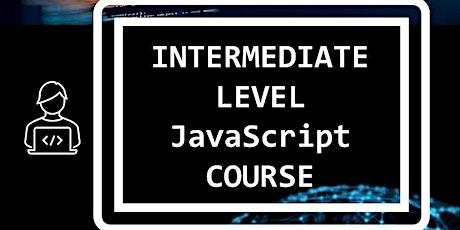 Javascript - Intermediate Coding for 13+ (8 classes) tickets