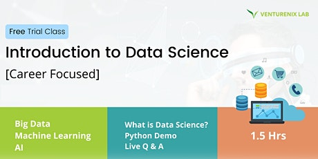 Introduction to Data Science with Python (Cantonese) tickets