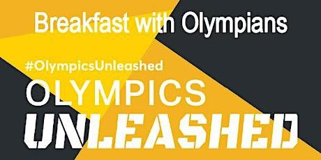 Olympics Unleashed Breakfast tickets