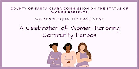 2021 Women's Equality Day Event:  A Celebration of Women tickets