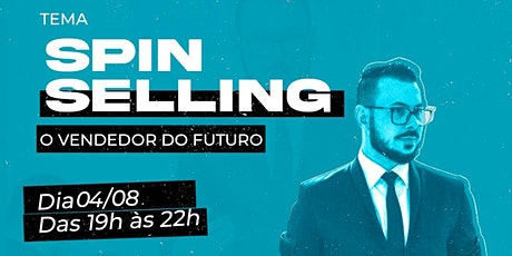 SPIN SELLING - O VENDEDOR DO FUTURO ingressos