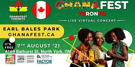 Ghanaian Festival Of Art And Culture tickets
