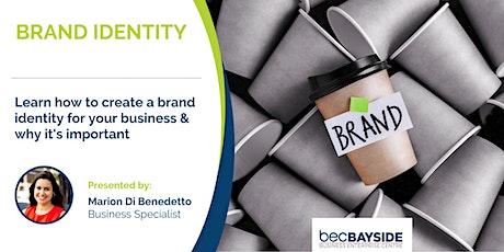 Digital Transformation Program- Brand Identity tickets