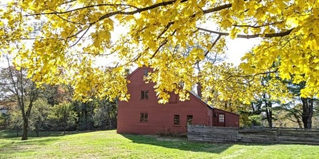 Visit the homestead of Salem Witchcraft Victim Rebecca Nurse- Oct & Nov tickets