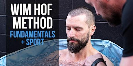 Wim Hof Method Fundamentals +SPORT Workshop @ PEAQ Conditioning tickets