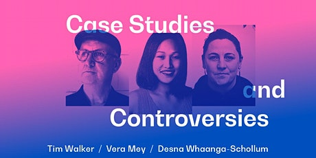 Case Studies and Controversies tickets