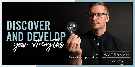Discover & Develop Your Strengths tickets