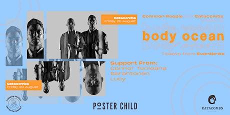 Common People & Catacombs Presents: Body Ocean  - Dunedin tickets