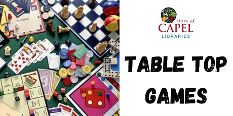 Table Top Games tickets