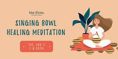 Singing Bowl Healing Meditation Therapy by Kay tickets