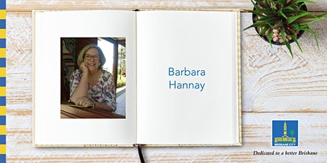 Meet Barbara Hannay - Wynnum Library tickets