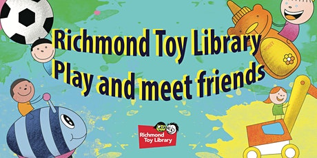 Richmond Toy Library Play and Meet Friends tickets