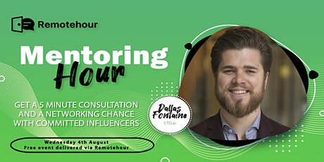[8/4 10:00 am PST] FREE 5 Minute Consultation with Dallas, CTO.ai tickets