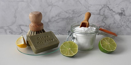 DIY Cleaning and Personal Care Products  Presentation and Workshop tickets
