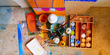 Youth Strategy Art Workshops - 18-25 y/o tickets