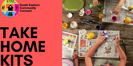 Lockdown 2021: Free Family Art and Craft Kits tickets