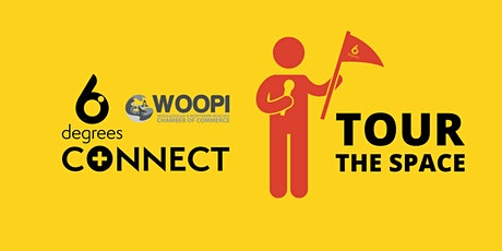6 Degrees CONNECT - Tour & Free Coworking Day @ Woolgoolga tickets