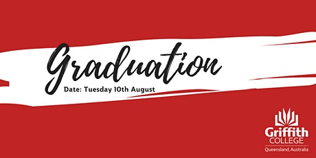 Griffith College Gold Coast Graduation tickets