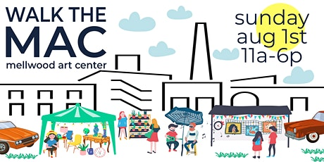 WALK THE MAC: MUSIC, ART, ANTIQUES, COLLECTIBLE CARS tickets