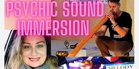 Psychic Sound Immersion tickets