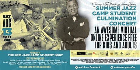 2021 Louis Armstrong Jazz Camp Student & Faculty Concert tickets