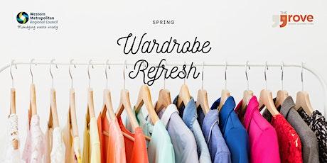 Wardrobe Refresh tickets
