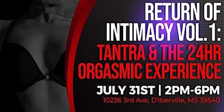Return of Intimacy Vol.1 tickets