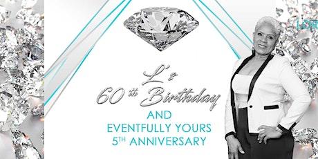 La'Wonda's Birthday and Venue Anniversary Celebration tickets