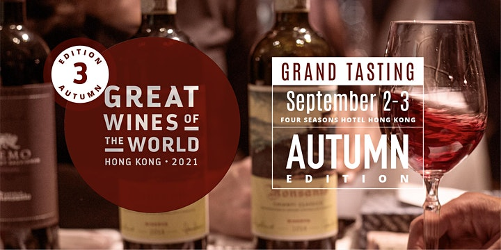 """Great Wines of the World  2021 - Edition 3 """"Autumn"""" image"""