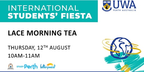 LACE Connect: Morning Tea tickets