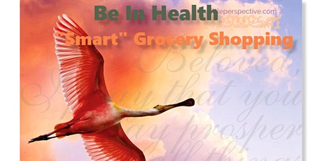 """Be In Health """"Smart"""" Grocery Shopping tickets"""