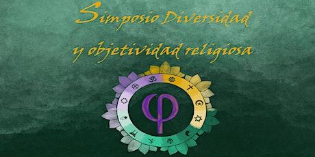 Simposio Diversidad y Objetividad Religiosa entradas