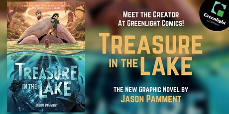 BOOK LAUNCH: Treasure in the Lake by Jason Pamment tickets