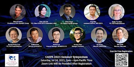 CASPA 2021 Summer Symposium tickets