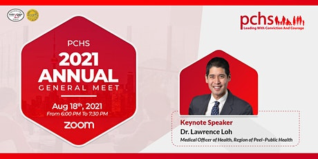 Punjabi Community Health Services Annual General Meeting 2021 tickets