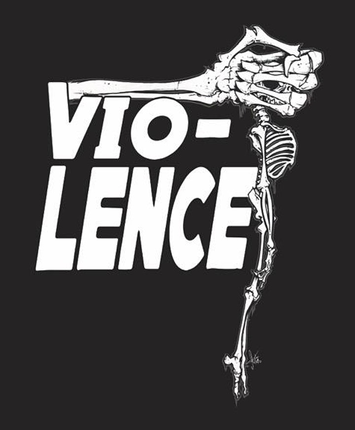 VIO-LENCE in Portland - New Date! 9/3/2021 image