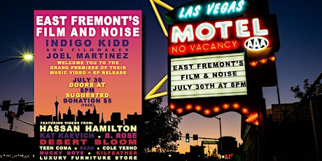 East Fremont's Film and Noise tickets