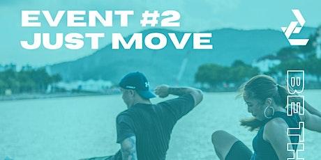 lululemon Run Club July wk3 - Sweat with purpose 2.0: Just Move tickets