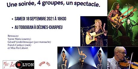 Soirée Caritative Music Hall tickets