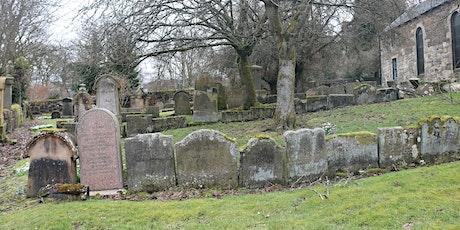 Gravestone Recording in Cumbernauld Village Cemetery tickets